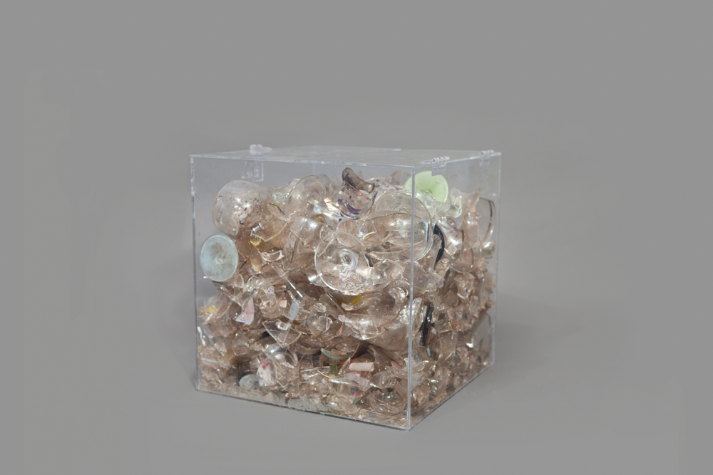 Donation Box, The Division Museum of Ceramics and Glassware, 2010